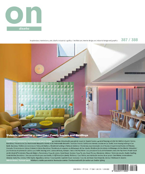 St.Gilat press: On Diseño. April 2019