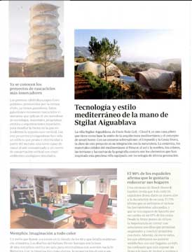 St.Gilat press: Top Home, ABC. June 2019